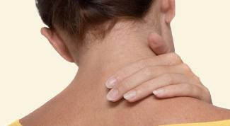 Поможет ли массаж при солях на шее