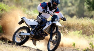 What motorcycle is good for off-road driving