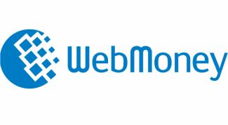 Как добавить долларовый кошелёк WebMoney