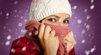 Первая медицинская помощь при обморожении и переохлаждении