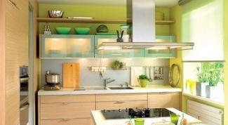 Как уместить все на кухне