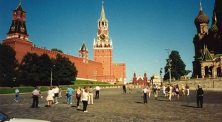 Как проехать к Красной площади