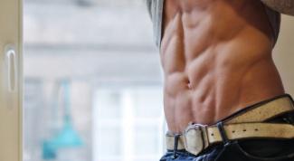 Какой должна быть диета для мужчин, чтобы убрать живот за месяц