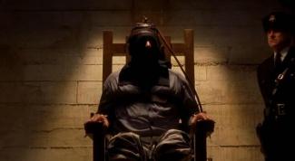 Что такое мораторий на смертную казнь