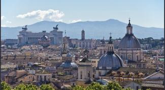 Как путешествовать по Риму