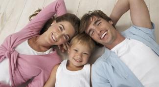 Семья как развивающая среда