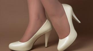 Как выбрать туфли для невесты