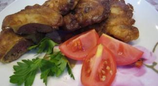 Печень в кляре: рецепт для начинающих