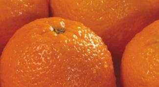 Какой на вкус апельсин