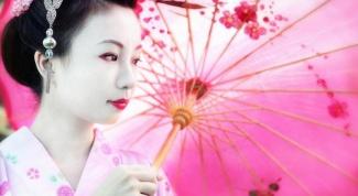 Как сделать макияж как у гейши