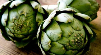 What to taste the artichoke