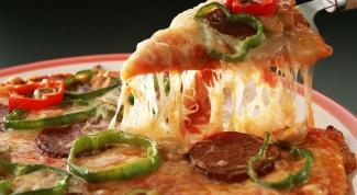 Как приготовить пиццу из питы
