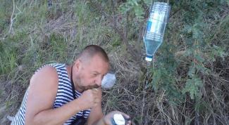 Как сделать умывальник из пластиковой бутылки
