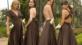 Что такое платья-трансформеры
