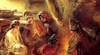 Что представляют собой святочные рассказы