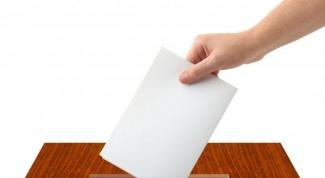 Референдум как форма народовластия