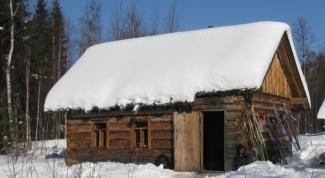 Как строили дома раньше