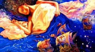 Почему снятся яркие сны