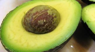 Какой по вкусу авокадо