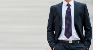 Как сшить галстук самой в 2017 году