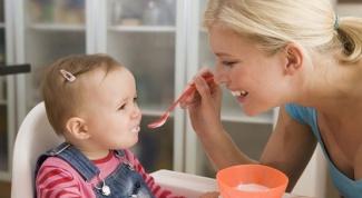 Как вводить мясо ребенку-аллергику