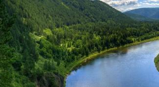 Сибирь как природная зона