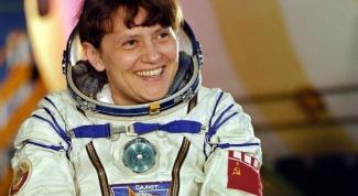 Самые известные женщины-космонавты