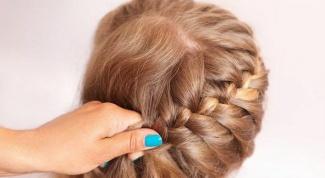 Как плетут косы