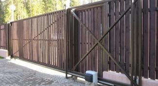 Как сварить каркас для ворот