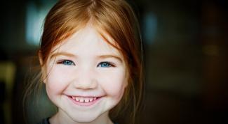 Как угадать цвет волос ребенка