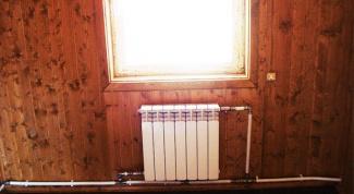 Как рассчитать однотрубную систему отопления
