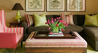 Как подобрать цветовое решение для гостиной