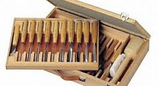 Как выбрать инструменты для резьбы по дереву