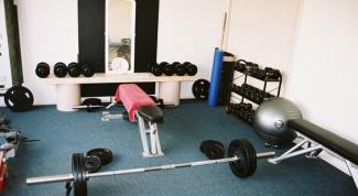 Как обустроить спортзал дома
