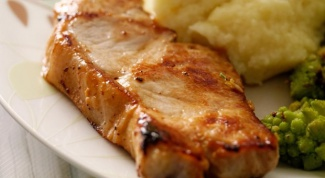 French pork in the oven: recipe