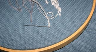 Как постирать вышивку крестом
