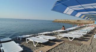 Как выбрать недорогой пансионат на Черном море