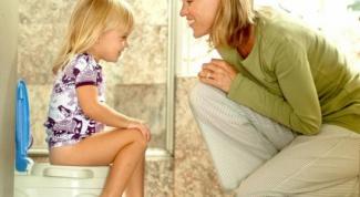 Проблемы с опорожнением кишечника у детей: варианты решения