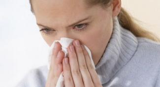 Какие капли в нос лучше при аллергии