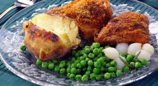 Как приготовить курицу с медом в духовке