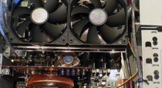 Why noisy fan in the system unit