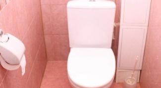 Как почистить забитый унитаз своими руками в домашних условиях