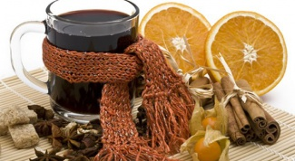 Как лечить простуду глинтвейном