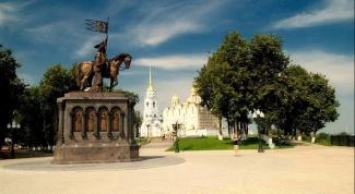 Что посмотреть в городе Владимире