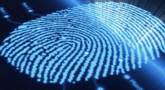 What is fingerprint registration