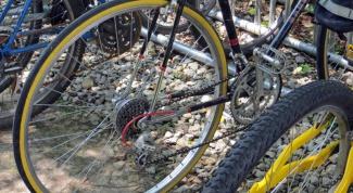 Сколько бывает скоростей у велосипеда