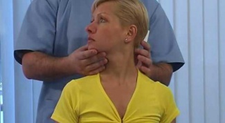 Exercises for the neck at the Bubnovsky
