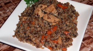 Buckwheat with beef: a simple recipe for a delicious dish