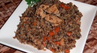 Гречка с говядиной: простой рецепт вкусного блюда
