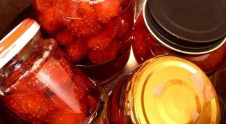 How to make strawberry jam with vodka